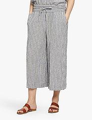 Masai - Panata - bukser med brede ben - marlin - 0