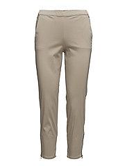 Padme trousers ew BASIC - KHAKI
