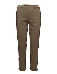 Padme trousers ew BASIC - OLIVE