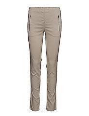 Pearl trousers ew BASIC - KHAKI