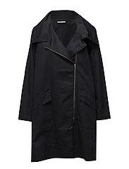 Tabita coat A-shape - NAVY