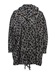 Talli coat oversize - ZINK COMBI