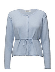 Lamia cardigan fitted - SKY