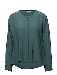 Ilta blouse fitted long slv - PETRO