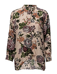 Iratty blouse - BISQUIT ORG
