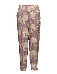 Pina trousers - HEATHER ORG