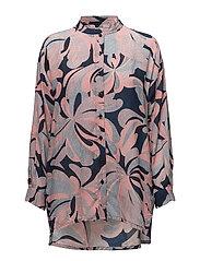 Ideqa blouse - POPPY ORG