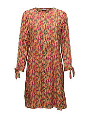 Nadra dress - MANDARIN ORG