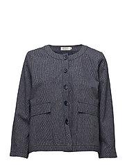 Jacoba jacket - NAVY ORG