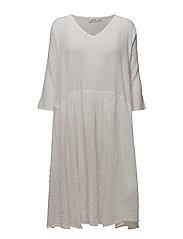 Neoma dress - WHITE