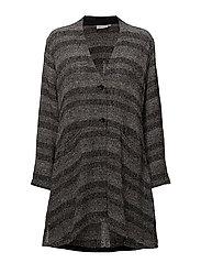 Joan jacket - BLACK ORG