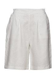 Paula shorts - WHITE