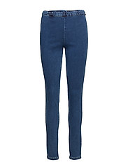 Primitiva trousers - BLUE DENIM