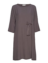 Nonie dress - STONE