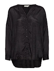 Idalia blouse - BLACK