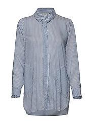 Ibene blouse - PORCELA ORG
