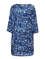 Garnetta tunic - G BLUE ORG