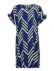 Nara dress - G BLUE ORG