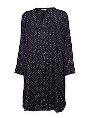 Nanette dress - BLACK ORG