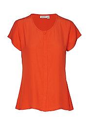 Ia blouse - PUMPKIN