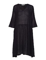 Neoma dress - BLACK