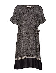 Nata dress lenght 98 - BLACK ORG