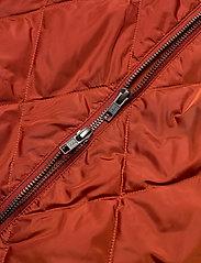 Masai - Tonya coat - wyściełane płaszcze - red ochre - 6