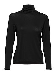 Brunis top - BLACK