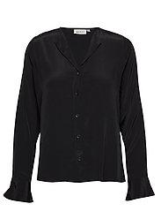 Irita blouse - BLACK