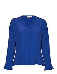 Irita blouse - ROYAL BLUE