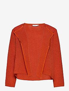 Julitta - swetry rozpinane - valient poppy