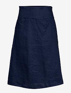 Sara - do kolan & midi - medieval blue