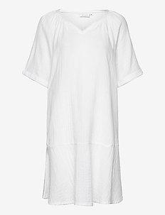 Nebis - korte jurken - white