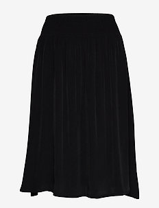 Sanne - spódnice do kolan i midi - black