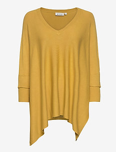 Fosna - swetry - oil yellow