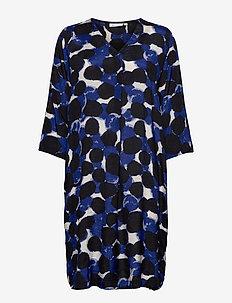 Nodetta - sukienki na codzień - clematis blue