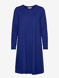 Nopi - korte kjoler - clematis blue