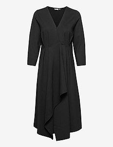 Nikassi - sukienki na codzień - black