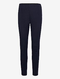 Poppy Regular - slim fit spodnie - navy