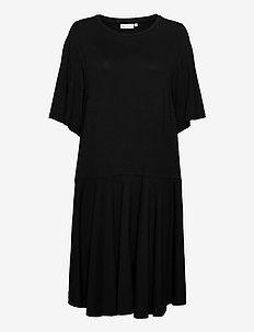 Nessana - sukienki na codzień - black