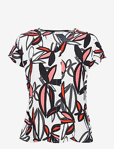 Ia - t-shirts - valient poppy
