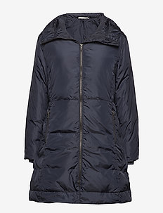 Thea coat - NAVY