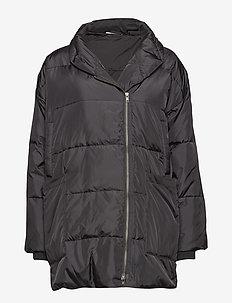 Tuffi coat - BLACK