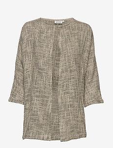 Johanna jacket - SAND