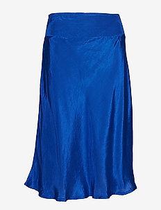 Sally skirt midi - GREEK BLUE
