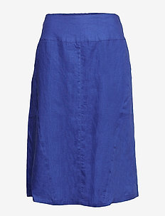 Sabra skirt - GREEK BLUE