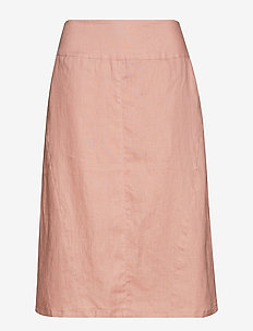 Sabra skirt - ROSE TAN