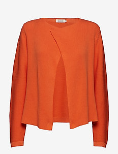 Laila cardigan - ORANGE