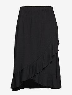 Saphira skirt - BLACK