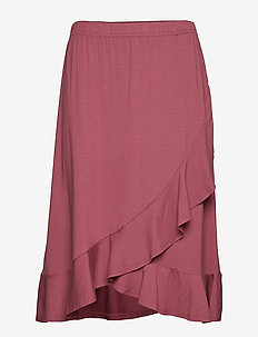 Saphira skirt - BOYSENBERRY